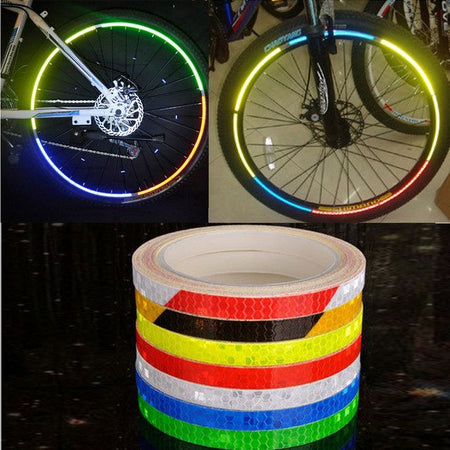 Bicycle Reflective Stickers Tape