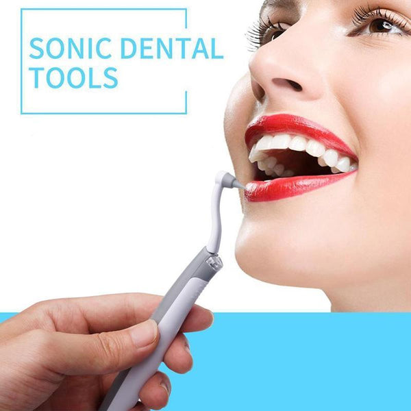Sonic Tooth Pic ~ Dental Cleaning