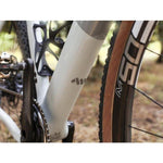 All Mountain Style Gravel/Road Clear/Silver One Size - love-cycling-tech