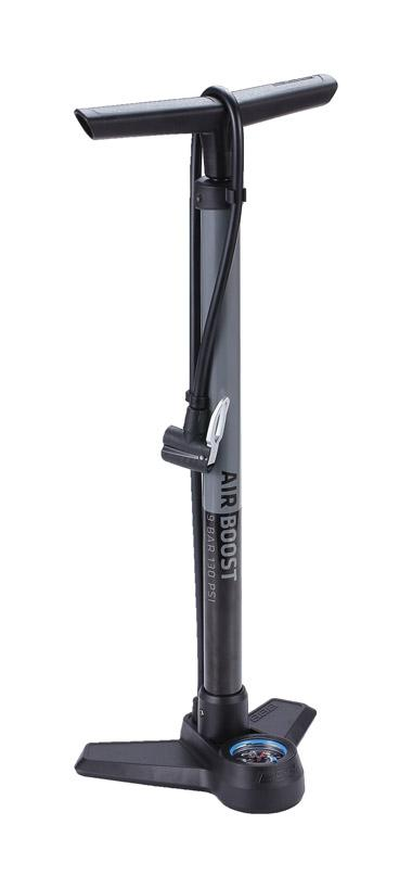 BBB Airboost Floor Pump - love-cycling-tech
