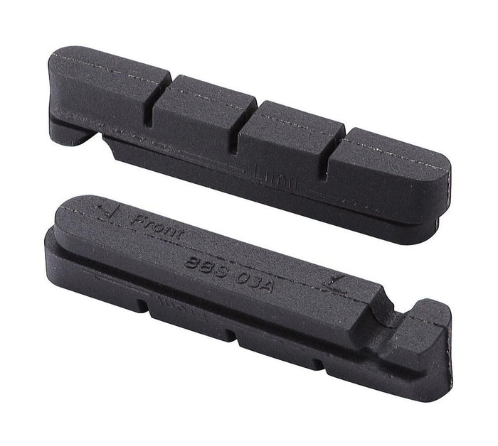 BBB BBS-03A - ROADSTOP SHIMANO CARTRIDGE PADS (2 PAIR) - love-cycling-tech