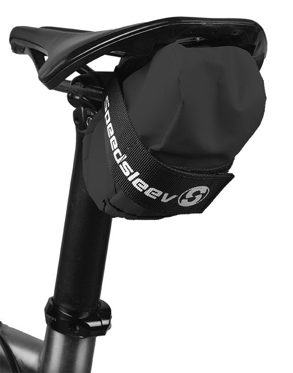 Speedsleev Ranger Black Saddle Pack - love-cycling-tech