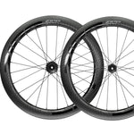 Zipp 404 NSW Wheelset Carbon Tubeless Disc Brake Center Locking 700c 10/11/12 Speed Standard Graphic A2 - love-cycling-tech