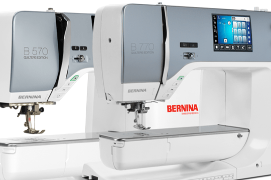 Bernina Quilter's Choice Promotion