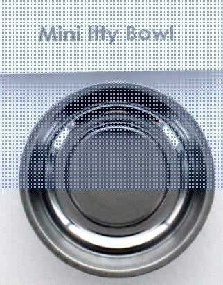 Mini Itty Bowl Magnetic Pin Bowl