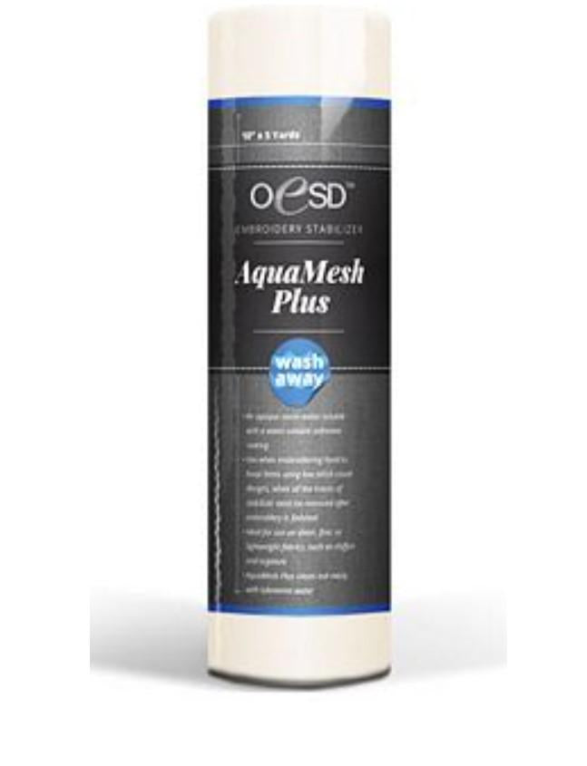 "OESD Aquamesh Plus Washaway 20""x5yd"