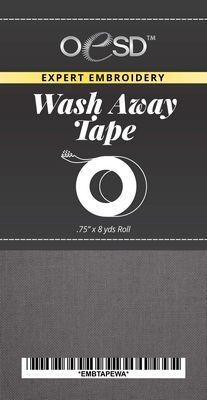Oesd Embroidery Tape - Wash Away