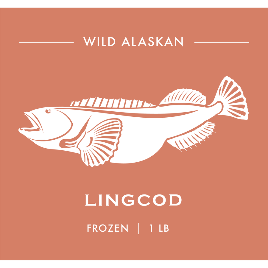 Lingcod - Pacific Cloud Seafoods