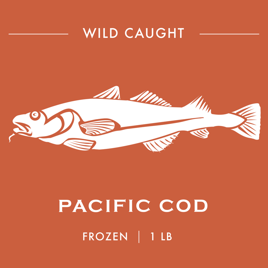 Pacific Cod - Pacific Cloud Seafoods