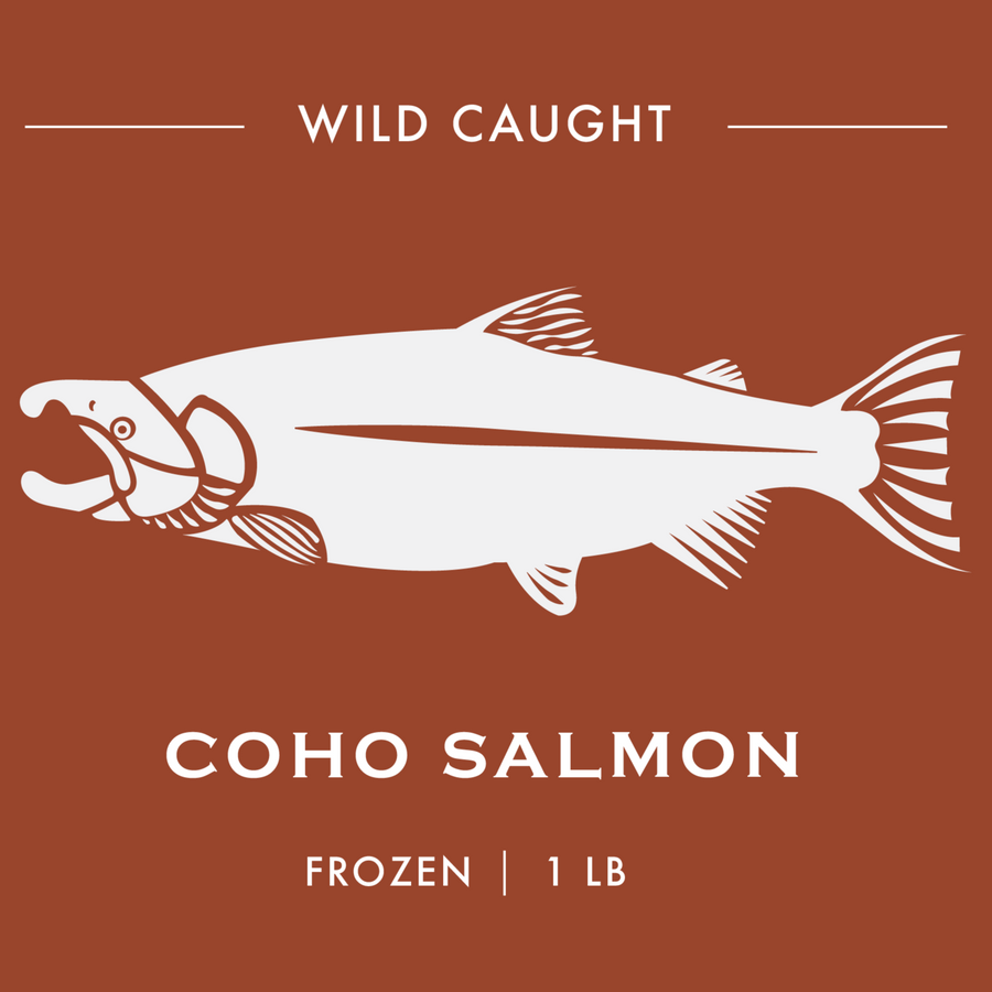 Coho Salmon - Pacific Cloud Seafoods