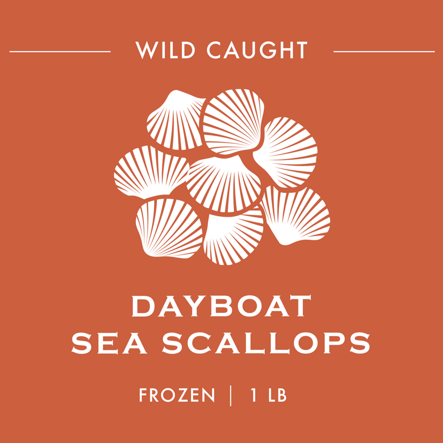 Day-boat Sea Scallops - Pacific Cloud Seafoods