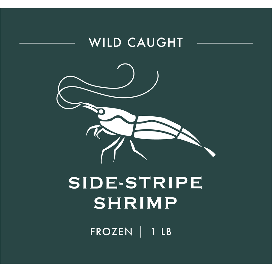 Side-Stripe Shrimp - Pacific Cloud Seafoods