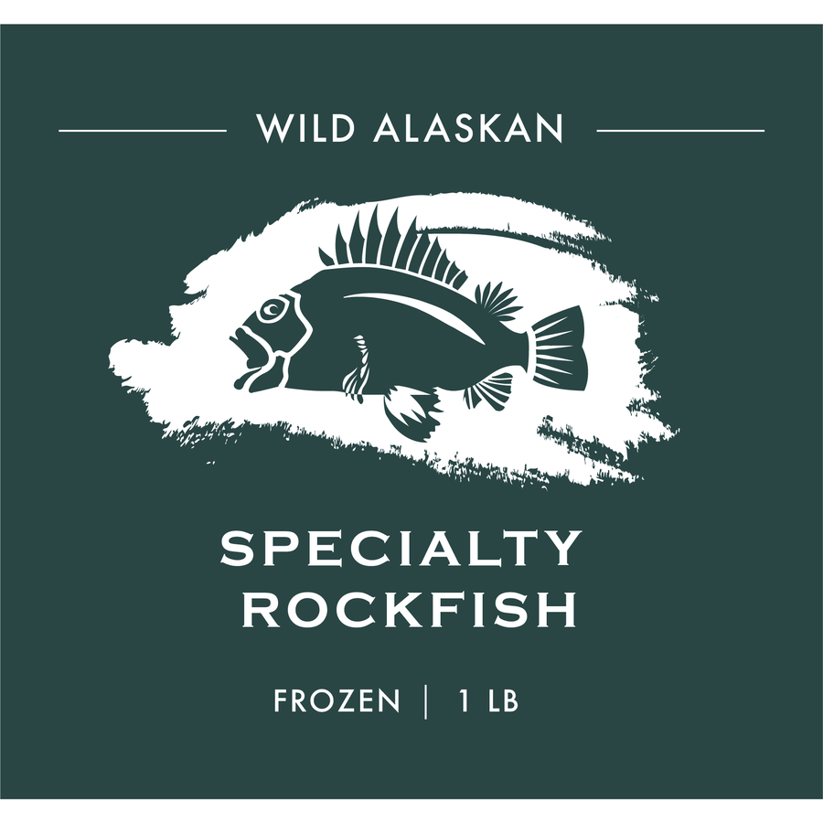 Specialty Rockfish - Pacific Cloud Seafoods