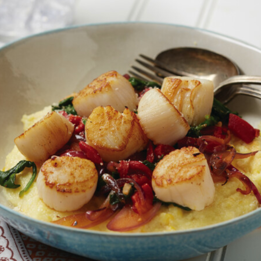 Frozen Day-boat Sea Scallops - Pacific Cloud Seafoods