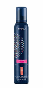 Indola Colorstyle Mousse Middenbruin 200ml