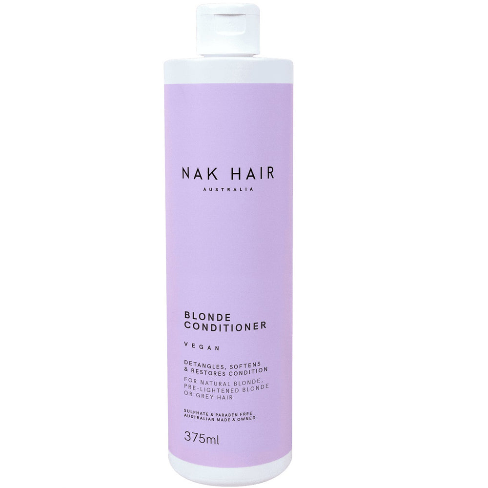 NAK Blonde Conditioner Vegan