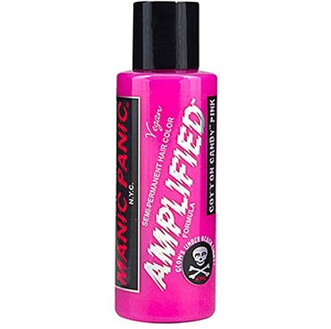 Manic Panic Amplified Hair Colour Cotton Candy Pink 118ml