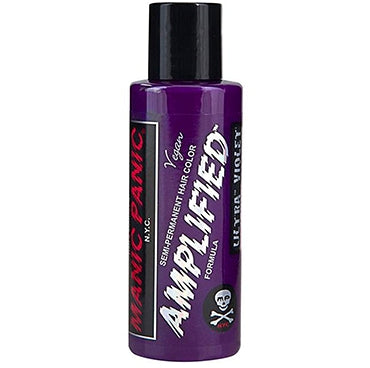 Manic Panic Amplified Hair Colour Ultra Violet 118ml
