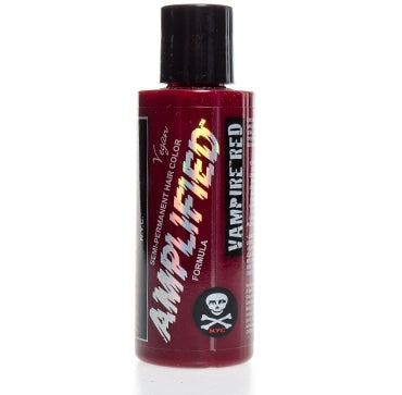 Manic Panic Amplified Hair Colour Vampire Red 118ml