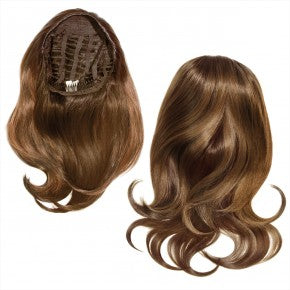 Laad afbeelden in Gallery viewer, Balmain Hair Half Wig MemoryHair 45cm New York