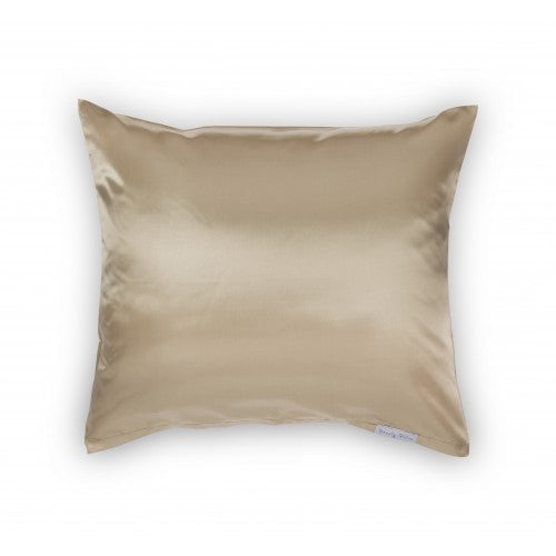 Beauty Pillow Satijnen Kussensloop Champagne