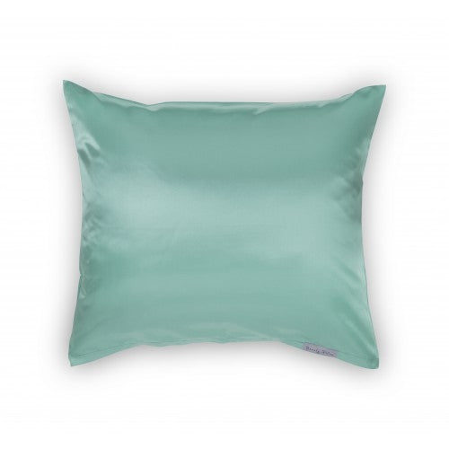 Beauty Pillow Satijnen Kussensloop Petrol