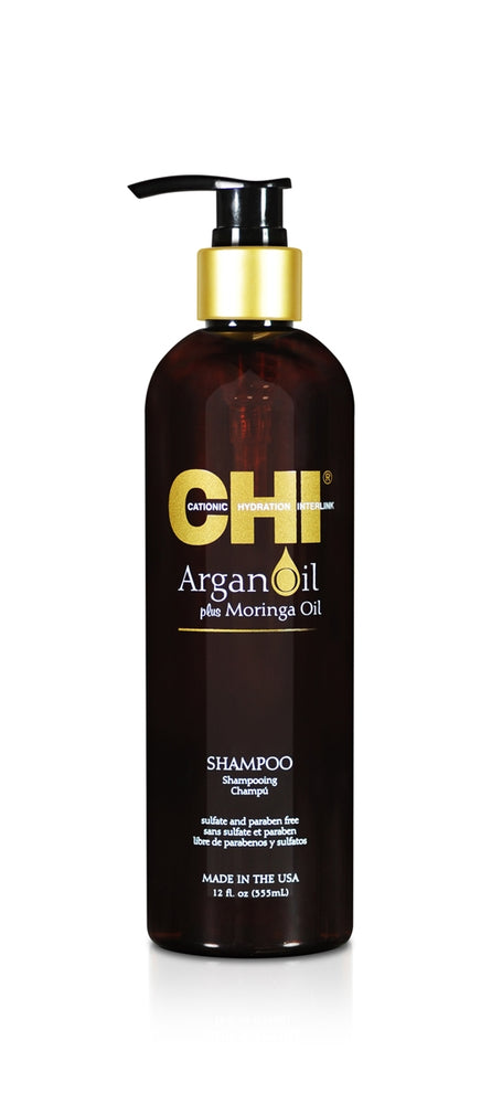 Chi Argan Oil Shampoo 355ml