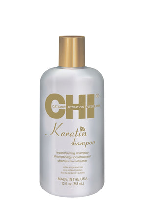Laad afbeelden in Gallery viewer, Chi Keratin Shampoo 355ml