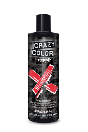 Crazy Color Care Shampoo Red 250ml