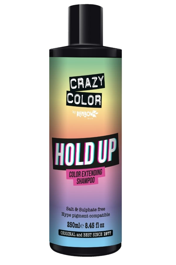 Crazy Color Hold Up Color Extending Shampoo 250ml