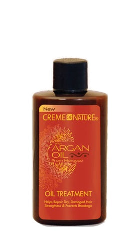 Creme of Nature Argan Oil Oil treatment 89ml