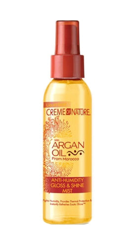 Creme of Nature Argan Oil Gloss & Shine Mist 118ml