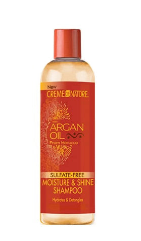 Creme of Nature Argan Oil Moisture & Shine shampoo 355ml