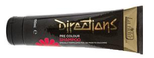 Directions Colours Pre Colour shampoo 150ml