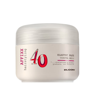 Elgon Affixx Hairstyling Elastic Paste 40 100ml