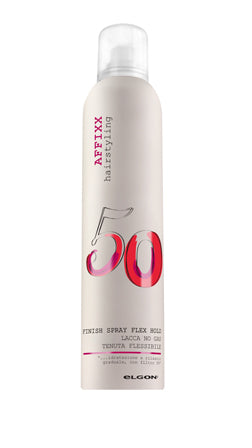 Elgon Affixx Hairstyling Finish Spray Flex Hold 50 350ml