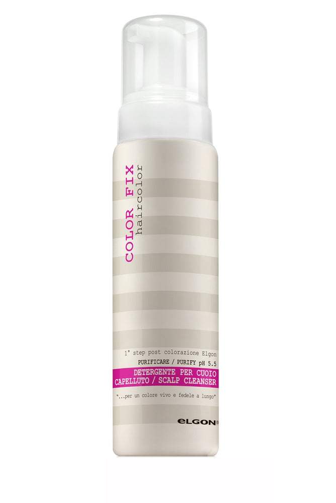 Elgon Color Fix Stap 1 - Purify Scalp Cleanser 250ml