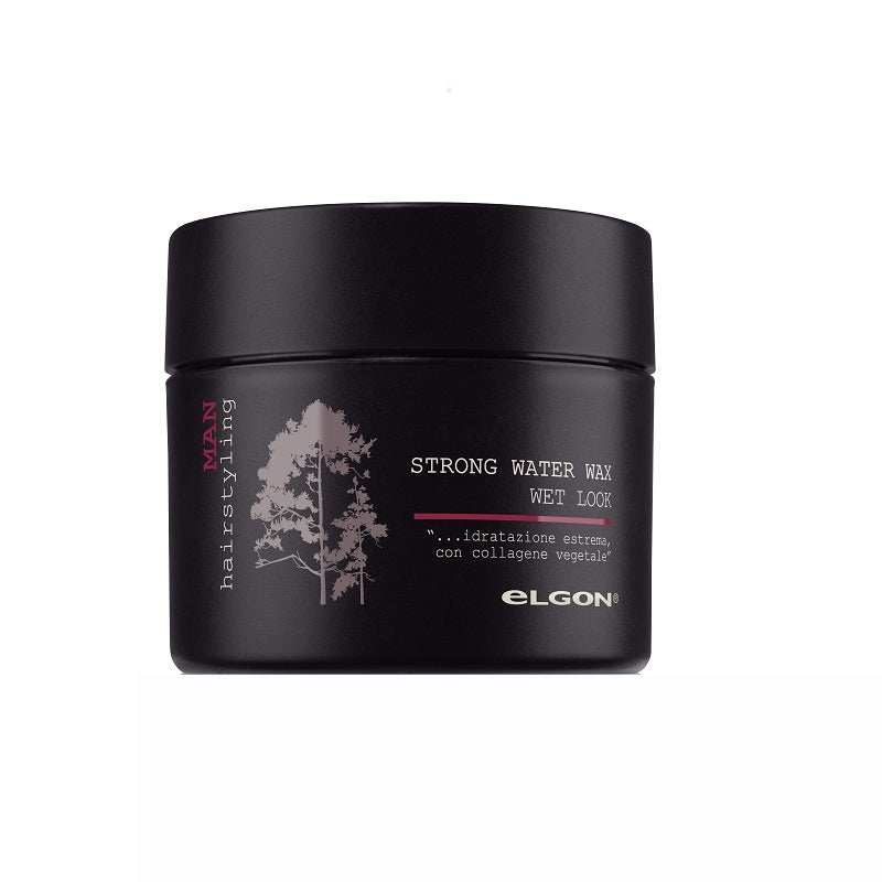Elgon Man Hairstyling Strong Water Wax 100ml
