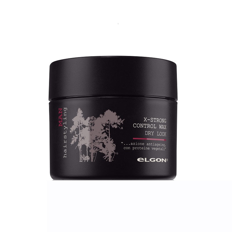 Elgon Man Hairstyling X-Strong Control Wax 100ml