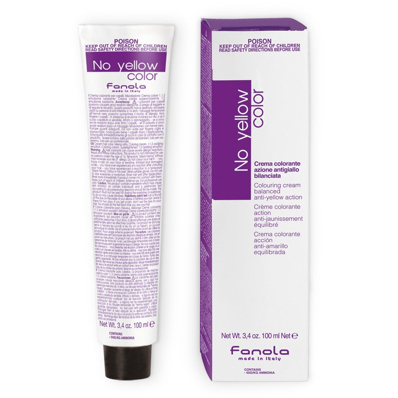 Fanola No Yellow Color Toners 100ml