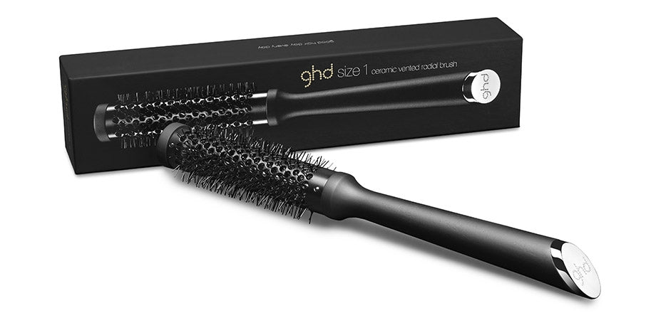 GHD Ceramic Vented Radial Brush size 1 25mm