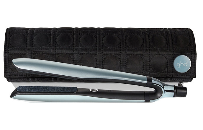 Laad afbeelden in Gallery viewer, GHD Platinum Glacial Blue Stijltang