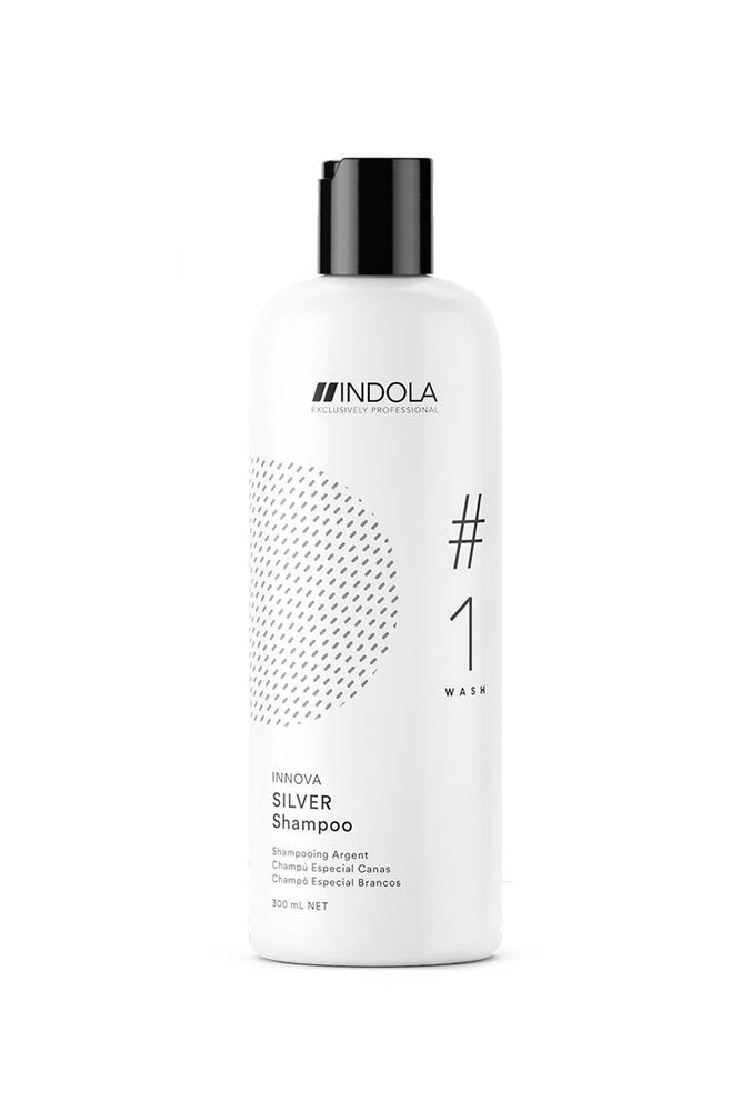 Indola Innova Color Shampoo zilver 300ml