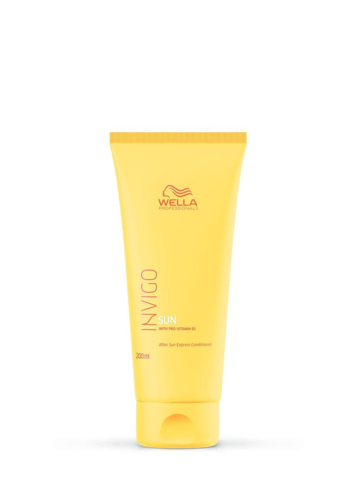 Wella Invigo Sun Express Conditioner 200ml