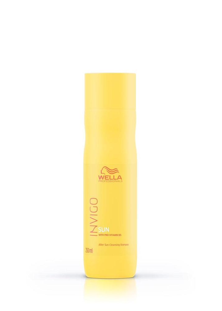 Wella Invigo Sun Cleansing Shampoo 250ml