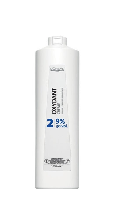 Laad afbeelden in Gallery viewer, L'Oreal Oxydant creme 9% (30Vol.) 1000ml