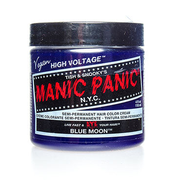 Manic Panic High Voltage Hair Colour Blue Moon 118ml