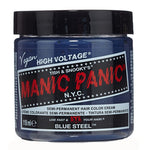 Manic Panic High Voltage Hair Colour Blue Steel 118ml