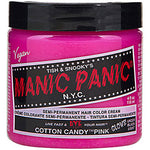 Manic Panic High Voltage Hair Colour Cotton Candy Pink 118ml