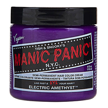 Manic Panic High Voltage Hair Colour Electric Amethyst 118ml